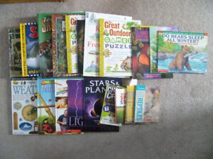 20+ Learning, useful info Books in used condition.