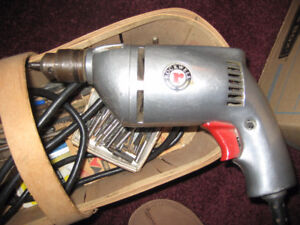 Vintage Rockwell 386 Drill