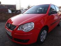Volkswagen Polo 1.2 ( 64PS ) 2007 E