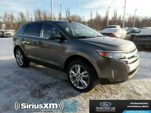 2013 Ford Edge Limited AWD|Canadian Touring Pkg|Adapt Cruise|Col