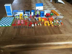 Play mobile Sets for sale! Great condition!