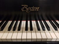Affordable Piano and Theory lessons available