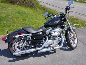 2010 Harley Davidson 883 Sportster