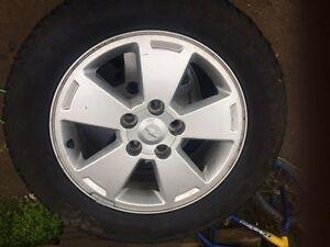 "16"" aluminum 06+ impala rims for sale!!!"