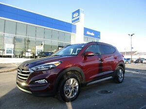 2017 Hyundai TUCSON SE AWD Leather Sunroof backup camera
