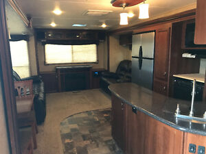 2014 Lacrosse 327res Residential Travel Trailer