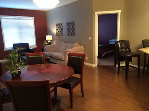 LOVELY FURNISHED CONDO-LONG TERM OR SHORT TERM!!