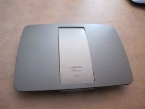 Wireless Router: LinkSys EA6400