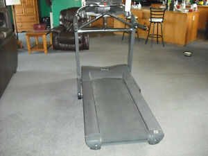 """""""Smooth"""" brand commercial treadmill"""