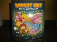 MONKEY GUY AND THE COSMIC FAIRY