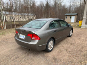 2008 Honda Civic DX-G MT (Winter tires included)