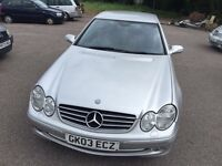 Mercedes Clk 2.7 automatic