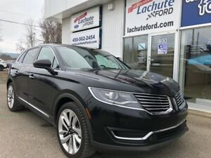Lincoln MKX ENS.TECHNOLOGIE. 2016