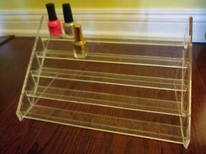 Acrylic rack / stand