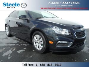2016 Chevrolet CRUZE LT Own for $110 bi-weekly with $0 down!