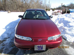 MINT ALERO,WITH ONLY 65000 KMS !