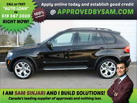 BMW X5 4.8i AWD - No Hassle Auto Loans for Very Bad Credit.
