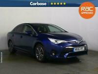 2016 Toyota Avensis 1.6D Business Edition Plus 4dr SALOON Diesel Manual