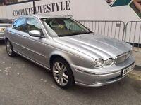 Beautiful 2008 Jaguar X-type Diesel 2.0 Mot and Full service History HPI Clear sat nav