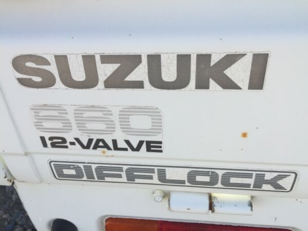 Used 1991 Suzuki Carry 4x4