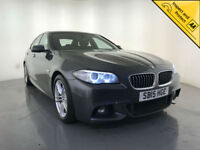 2015 BMW 535D M SPORT DIESEL AUTOMATIC SALOON SAT NAV 1 OWNER SERVICE HISTORY