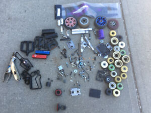 Skate Board/Long Board and Bike parts
