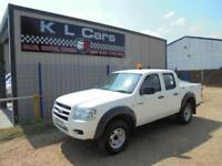 2009 Ford Ranger 2.5TDCi ( 143PS ) 4x4 D/Cab / Pick Up / No Vat