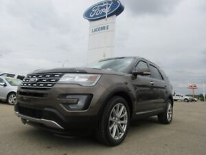 2016 Ford Explorer LIMITED MOONROOF