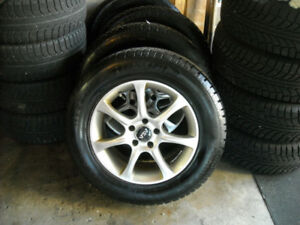 Winter tires  used 235/65R/17