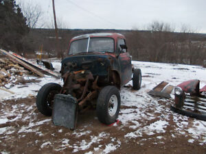 FOR SALE 1953 Chev pickup truck