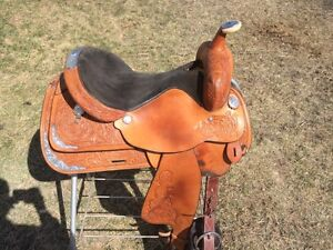 Circle Y Saddle For Sale