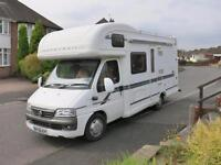 AUTO-TRAIL Apache 640 SE - Luxury 4 Berth - End Washroom - Motorhome For Sale