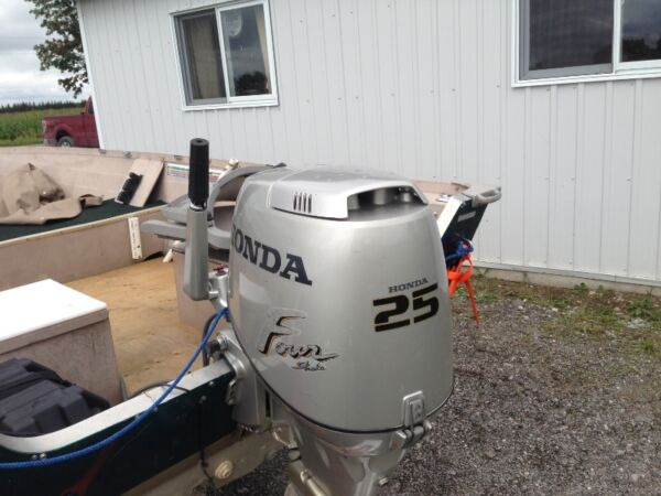 Honda 25hp For Sale Canada