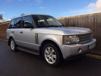 2007 Land Rover Range Rover 3.6 TDV8 Vogue AUTO FULLY LOADED