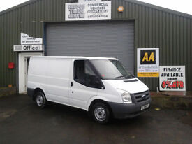 Ford Transit 2.2TDCi Duratorq ( 85PS ) 260S ( Low Roof ) SWB**ONE COMPANY OWNER*