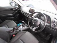 2014 Mazda Mazda3 2.2 TD SKYACTIV-D SE Hatchback 5dr