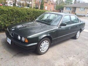 1989 bmw 520 (only 5 in canada)