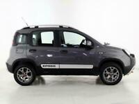 2017 Fiat Panda 0.9 TwinAir [90] Cross 4x4 5dr HATCHBACK Petrol Manual