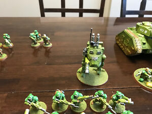 Warhammer 40k Imperial Guard Army For Sale London Ontario image 6