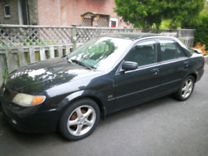 *PARTS OR FIX UP* 2001 MAZDA PROTEGE ES 2.0