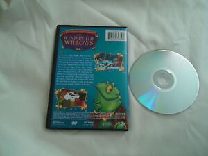 The Wind In The Willows DVD Kingston Kingston Area image 3