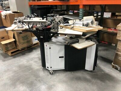 Screen Printer Printa 770 Series Ic