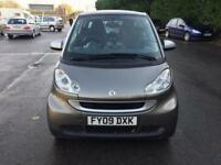2009 Smart fortwo 1.0 ( 71bhp ) Passion AUTO