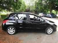 Peugeot 308 1.6 VTi SE**ONLY 47,000 MILES**IMMACULATE**TOP OF THE RANGE**