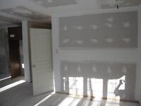 Tirage de Joints #Gypse# Plâtrage#Drywall finish #Plasterer !