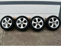 "19"" Genuine OEM Ford Edge Alloy Wheels & Tyres"