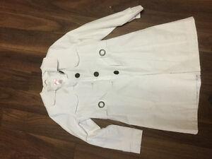 Girls trench coat
