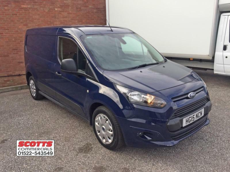 d74ca76071112a Ford Transit Connect 1.6TDCi L2 Trend 95PS. Lincoln ...