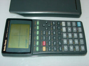 Micronta EC-4037 Graphic Programmable Scientific Calculator