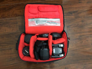 Canon 700 SR DSLR bag (bag only) See pics